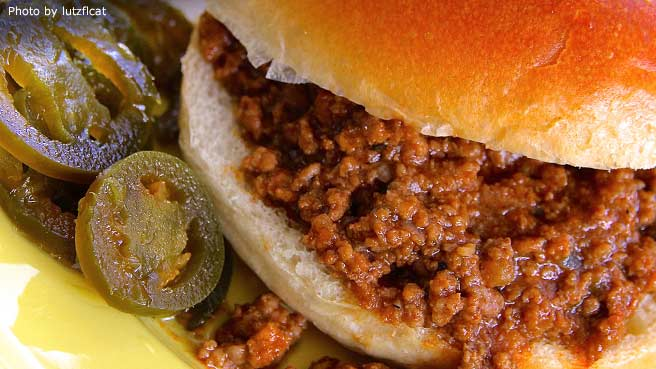 All recipes easy sloppy joes