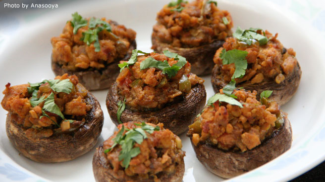 Stuffed Mushroom Recipes - Allrecipes.com
