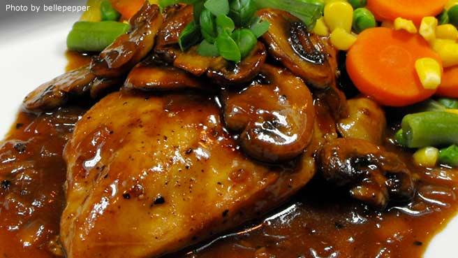 ranch dip chicken breast recipe
