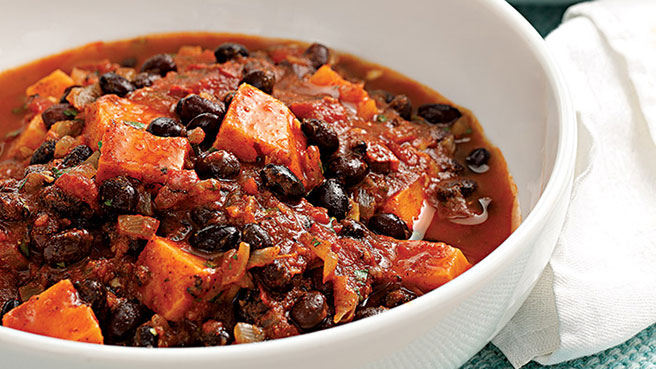 Our Most Popular Vegetarian Chili