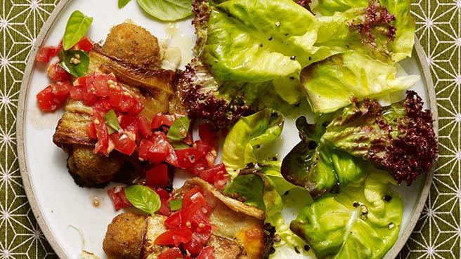 Slimming Vegetarian Dinners
