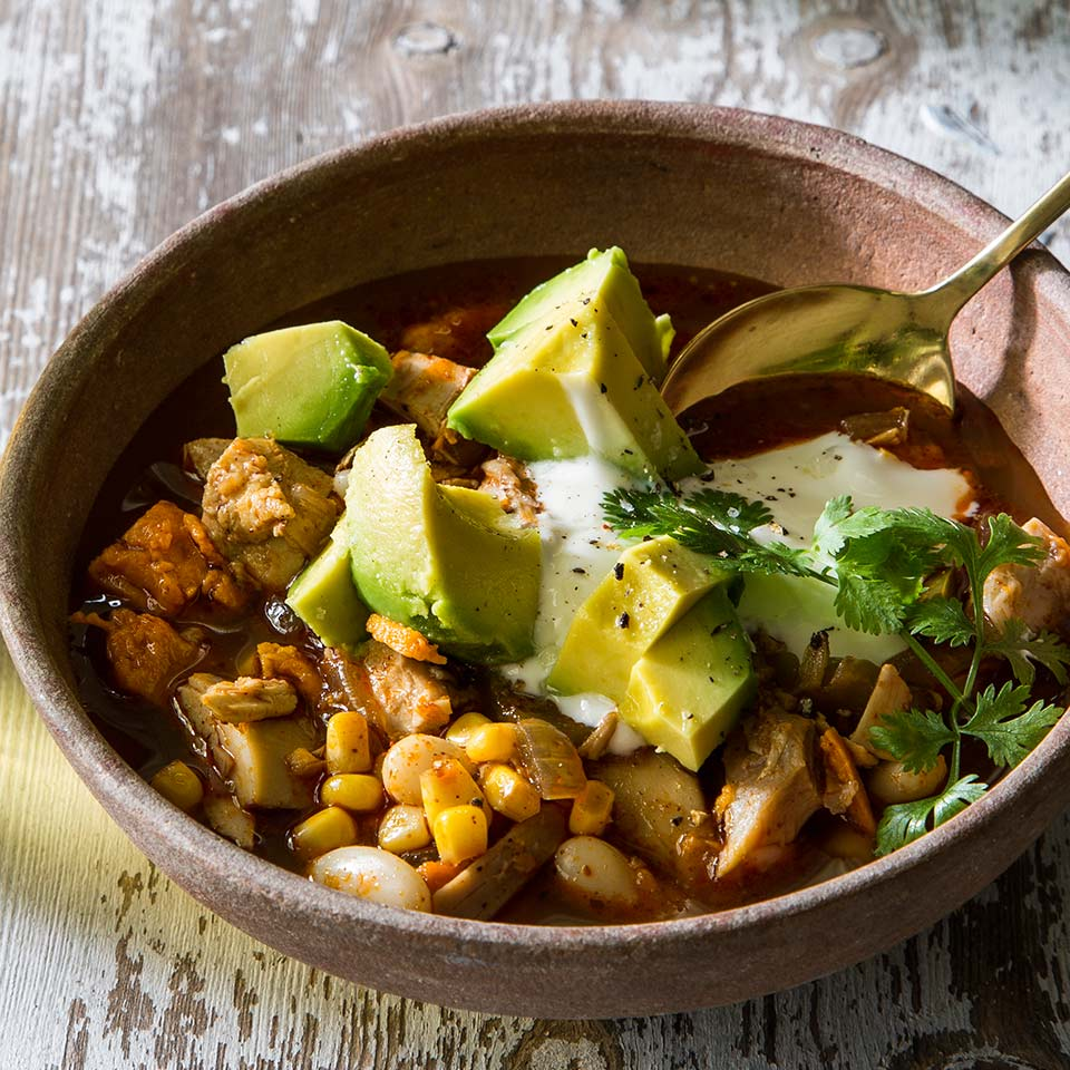 Healthy Chicken Chili Recipes