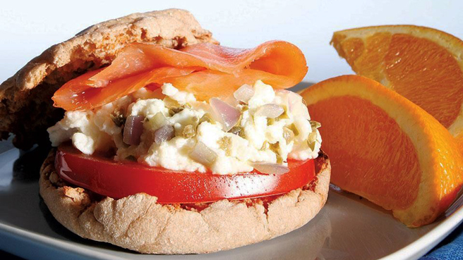 FREE Quick Breakfast Cookbook Healthy Bagel Recipes