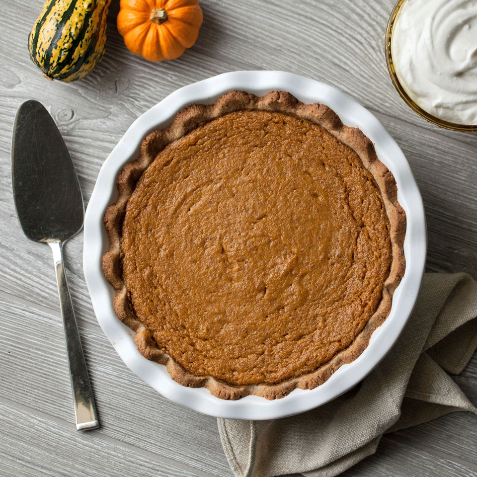 Healthy Vegan Thanksgiving Dessert