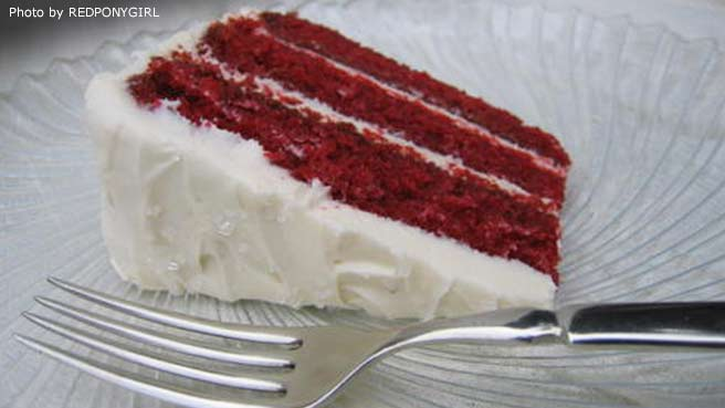 Easy layered birthday cake recipe