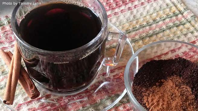 Whole30(R) Cinnamon Coffee