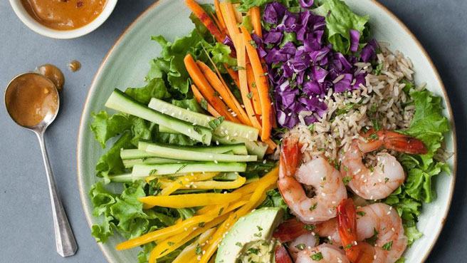 How to Make a Killer Healthy Salad