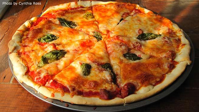 Authentic Pizza Margherita