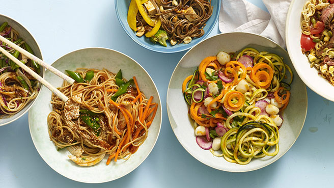 The Only Sesame Noodle Recipe You Need