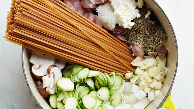Healthy One-Pot Pasta Meals