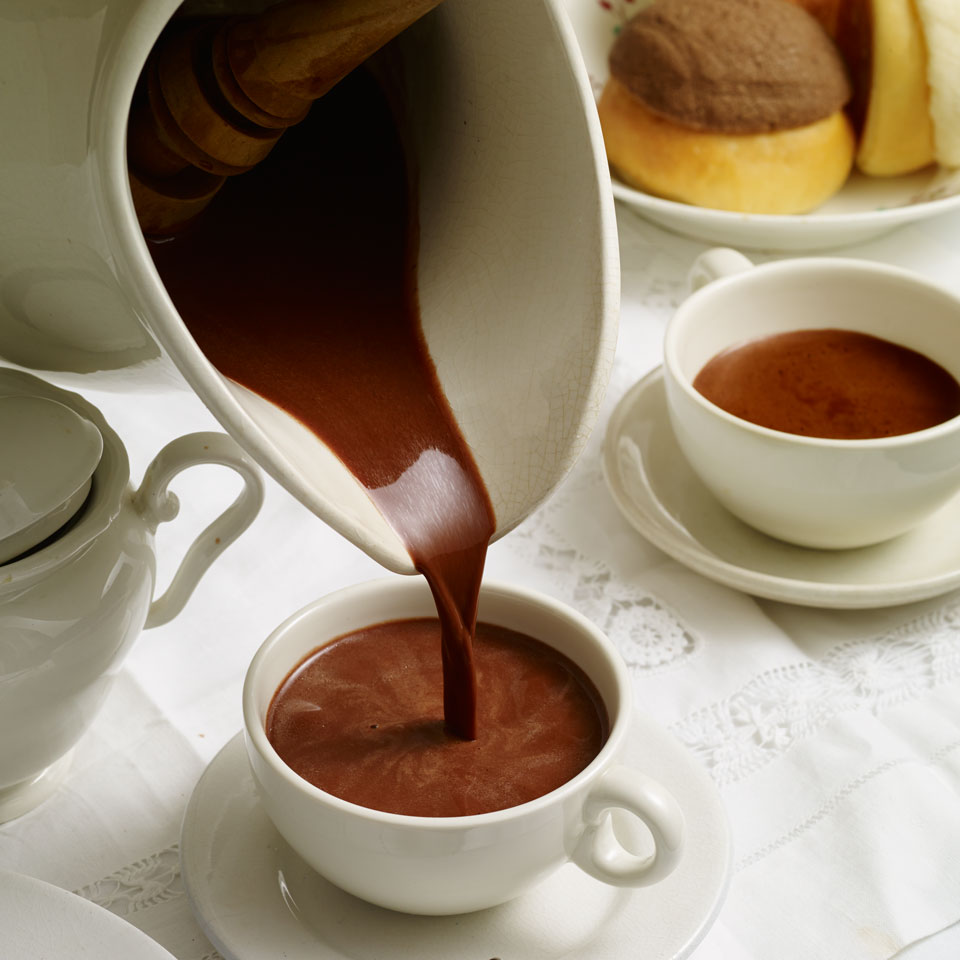 Healthy Chocolate Drink Recipes