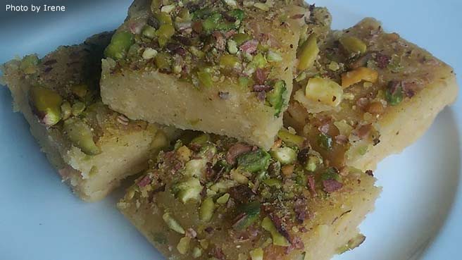 Besan (Gram Flour) Halwa
