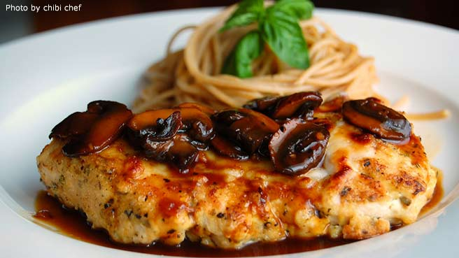 Chicken Marsala Recipes