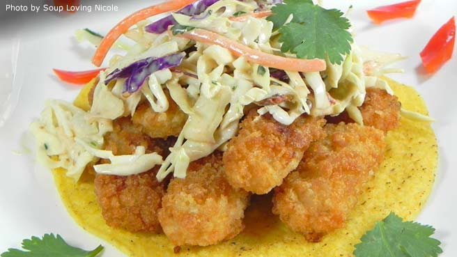 Mexican fish taco recipes for Mexican fish dishes