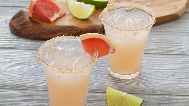 How to Make Skinny Margaritas