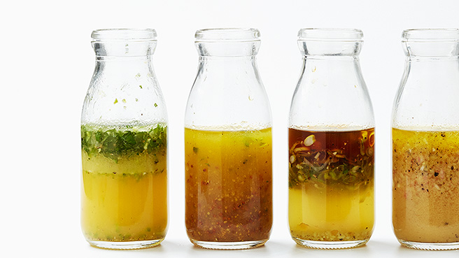 Our Top 10 Vinaigrettes