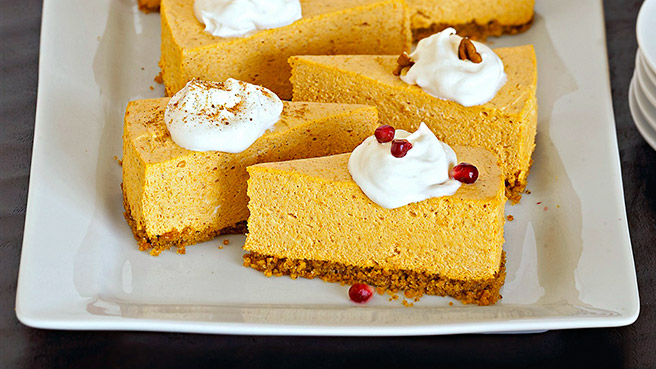Our Best Low-Carb Thanksgiving Desserts