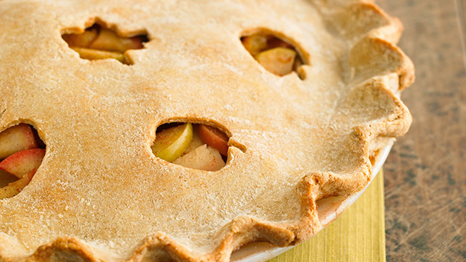 Triple-A Apple Pie