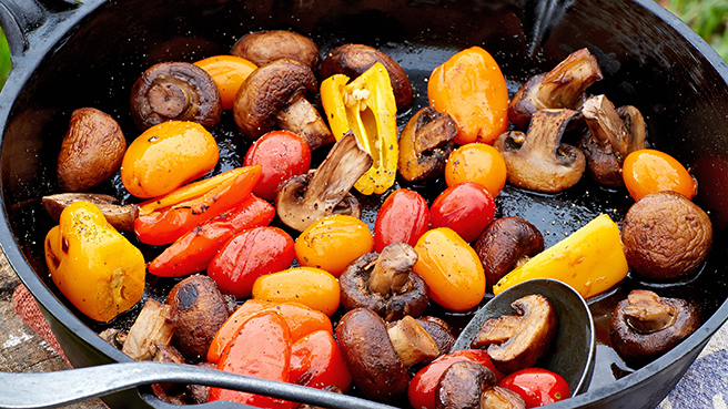 Healthy Recipes for Your Camping