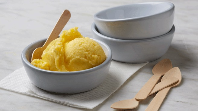 Pineapple Nice Cream