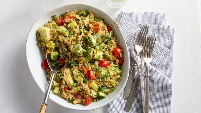 5 Health Benefits of Quinoa