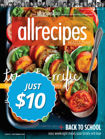 Allrecipes | Food, friends, and recipe inspiration