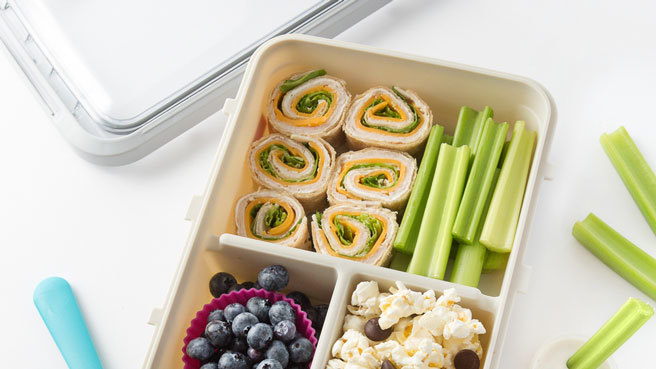 Top Healthy Kids Lunch Ideas for School