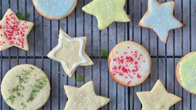 Crazy-Good Gluten Free Christmas Cookies
