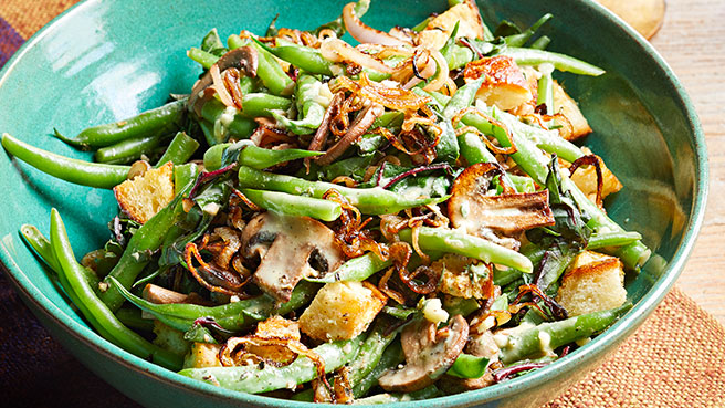 Thanksgiving Green Bean Salad Recipes