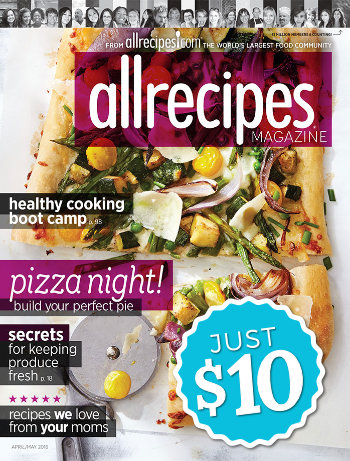 Subscribe to Allrecipes Magazine