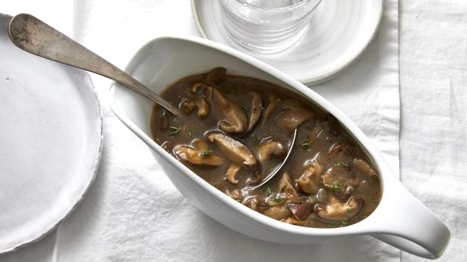 Vegan Mushroom Gravy