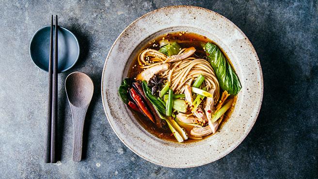 Slow-Cooker Sichuan Chicken