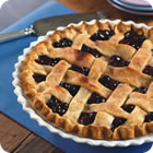 Making a Lattice-Top Pie Crust Article - Allrecipes.com