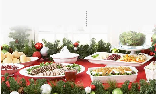 Christmas Potluck Planner