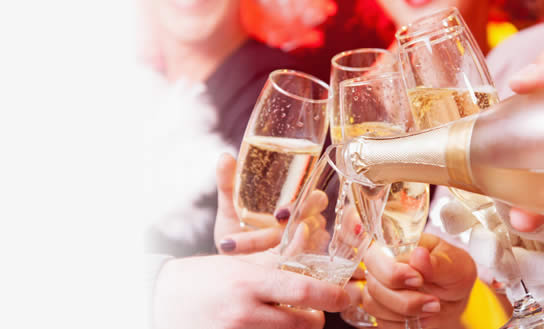 New Year&#39;s Eve Party Ideas