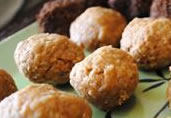 No-Bake Peanut Butter Nuggets