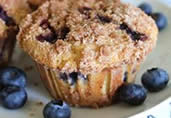 To-Die-For Blueberry Muffins