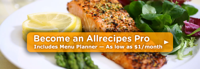 Become an Allrecipes Pro