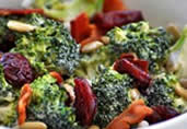 Alysons Broccoli Salad