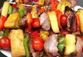 Sensational Sirloin Kabobs