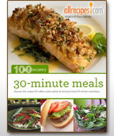 30-minute Meals  100 Best Recipes