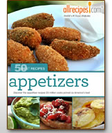 Appetizers — 50 Best Recipes