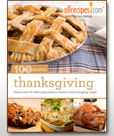 Thanksgiving  100 Best Recipes