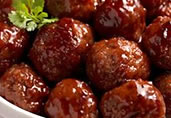 Bavarian-Style Meatballs