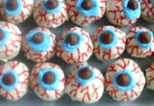 Spooky Halloween Eyeballs