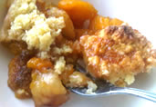 Southern Peach Cobbler
