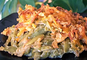 Grandmas Green Bean Casserole