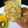 Slow Cooker Western Omelet Recipe and Video - A great solution for busy mornings. Just put the ingredients in your slow cooker before going to bed, and it will be ready for breakfast.