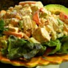 Kiki's Mexican Chicken Salad Recipe - I have many favorite chicken salad recipes, but my family and friends love spicy food.  That's when this salad fits the bill. Serve it as a side dish at BBQs or as an entree on a busy night after work.