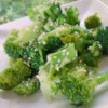 Chinese-Style Broccoli Salad Recipe - Barely cooked broccoli is tossed with soy sauce, vinegar, sesame oil and a bit of sugar. Sprinkle on pumpkin seeds for a bit of texture and bite. Wonderful cold or warm.